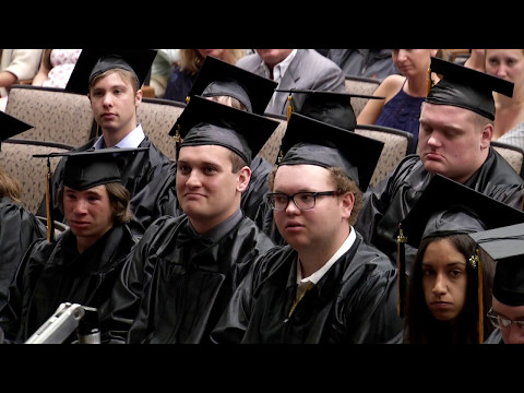 University of Iowa REACH Convocation - May 6, 2017 on YouTube