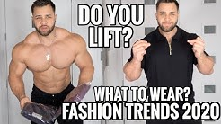 WHAT TO WEAR? FASHION TRENDS 2020 | FATHER SONS MENSWEAR