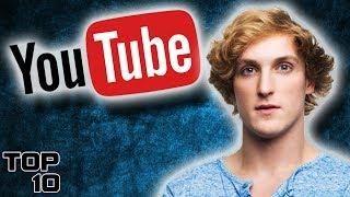 Top 10 Logan Paul Surprising Facts - YouTube Star
