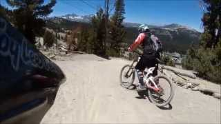 Mammoth Mountain Bike Park, Velocity to Twilight Zone