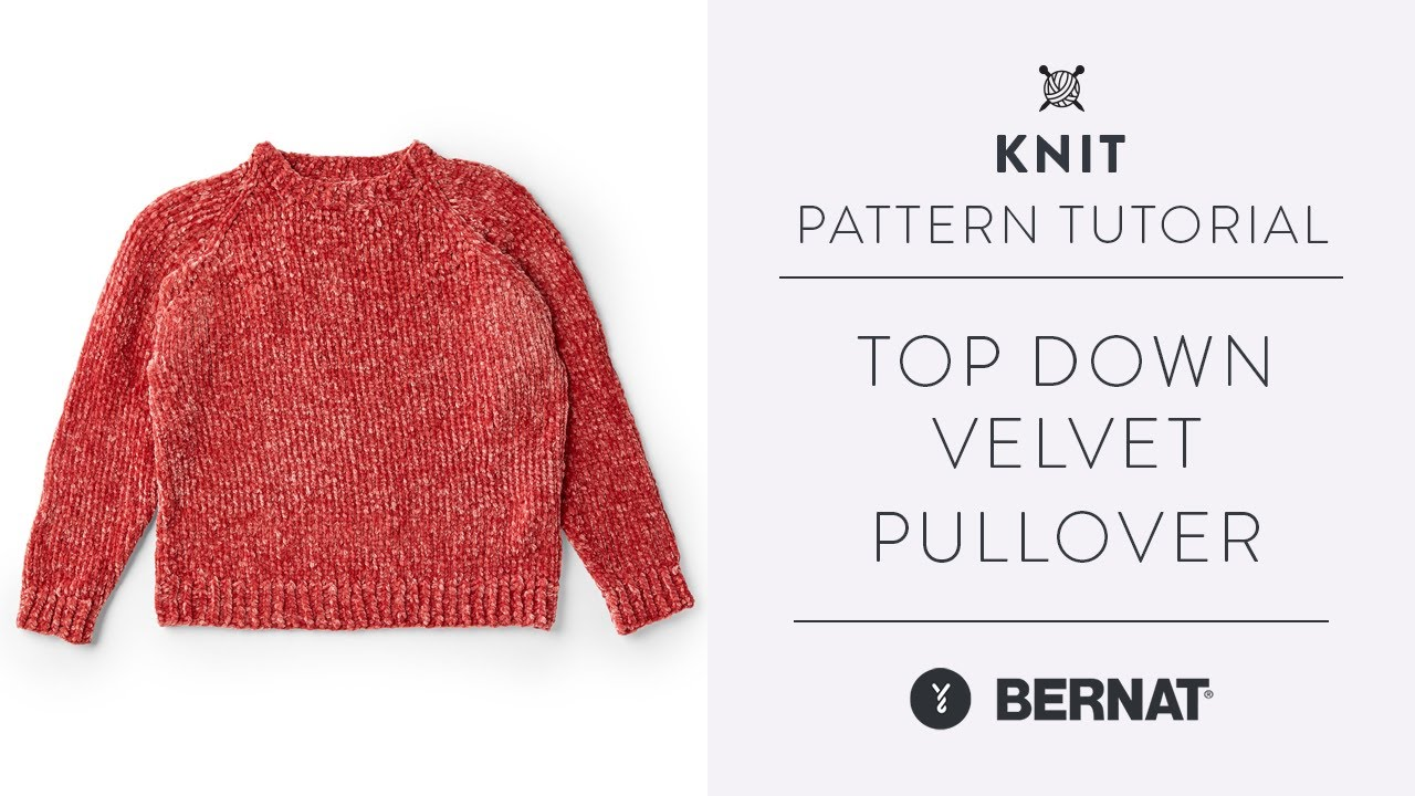 How to Knit a Top Down Pullover | Easy Knitting Pattern Tutorial | Raglan Shaping |