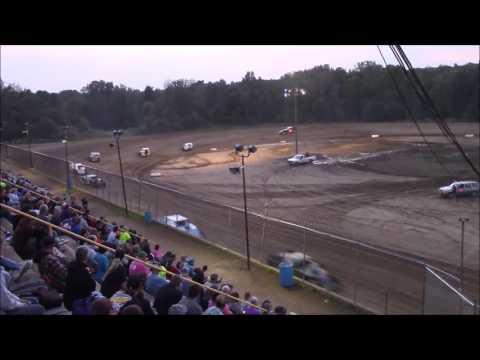 Butler Motor Speedway UMP Modified Heat #1 8/5/17