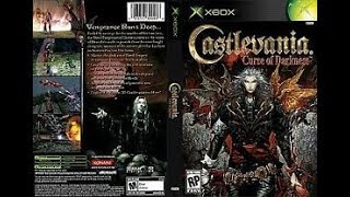 Castlevania: Curse of Darkness XBOX OG