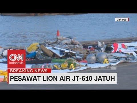 Ini Barang-barang yang Ditemukan di Lokasi Jatuhnya Pesawat Lion Air JT-610