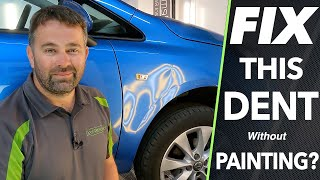 CRAZY DENT REPAIR | NO Paintwork! | Paintless Dent Removal |PDR UK🇬🇧