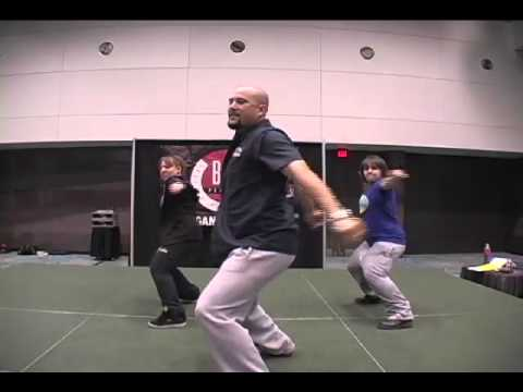 Learn a dance from Cris Judd!
