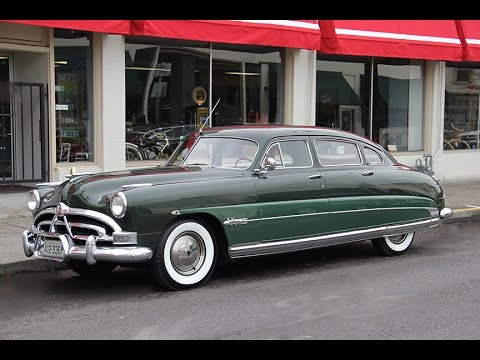 1951 hudson hornet with twin h power charvet classic cars. Black Bedroom Furniture Sets. Home Design Ideas