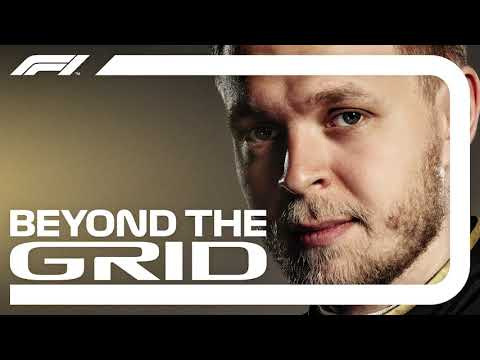 Kevin Magnussen Interview   Beyond The Grid   Official F1 Podcast