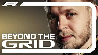 Kevin Magnussen Interview | Beyond The Grid | Official F1 Podcast