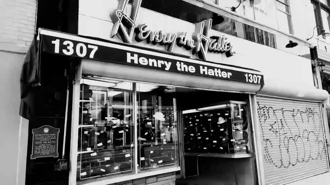 Henry the Hatter c885aa079eb