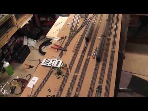 Building a Model Railway – Part 5 – Control Panel
