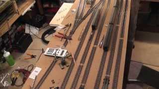 Building A Model Railway - Part 5 - Control Panel