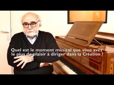 Backstage - Jean-Claude Malgoire à propos de La Création de Haydn