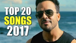 DIE 20 BESTEN LIEDER DER WELT 2017 | JAHRESCHARTS 2017