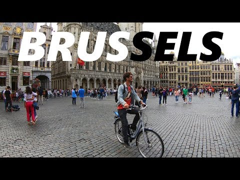 A TOUR OF BRUSSELS, BELGIUM | This City Is Amazing!