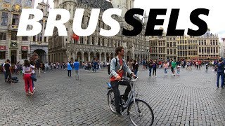 A TOUR OF BRUSSELS, BELGIUM | This City Is Incredible!