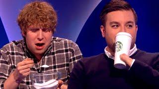 Eating The Same Amount Of Sugar Starbucks Use - The Last Leg