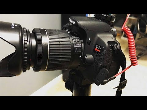 Canon Rebel T5i (700D) in 2018 Worth It?