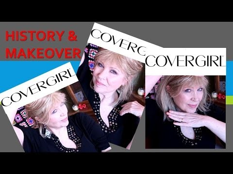 COVERGIRL DOCUTORIAL History & MakeOver