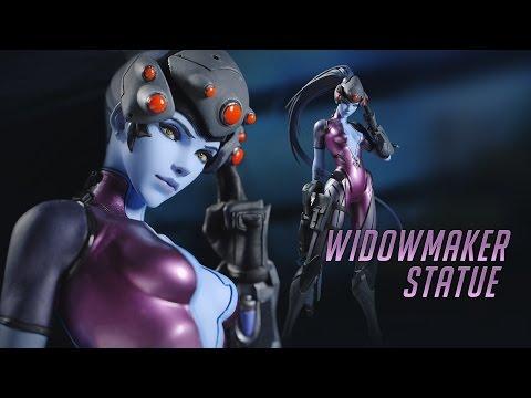 [NEW STATUE] Widowmaker | Pre-Order Now | Overwatch