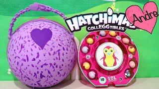 LOL Big Surprise DIY de Hatchimals con huevos sorpresa y más - Juguetes con Andre