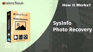 How to recover permanently deleted photos using SysInfo Photo Recovery Software