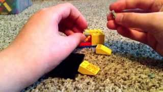 How To Make A Lego Bunny Hutch/cage
