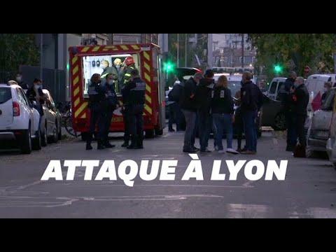 À Lyon, un prêtre orthodoxe est blessé par balle et l'auteur des faits prend la fuite