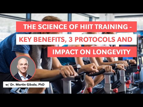 Intense Interval Training Workouts May Reverse Aging s Effects