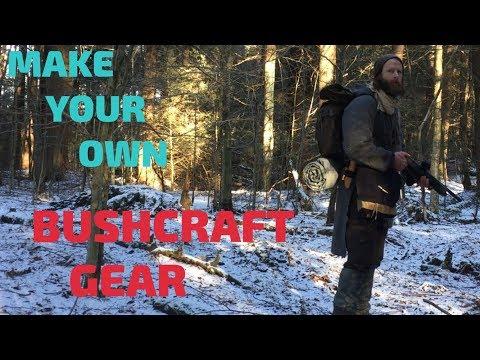 DIY: Make Your Own Bushcraft Gear