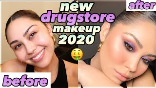 Testing New Drugstore Makeup 2020 *hit or miss?* | Roxette Arisa Drugstore Series