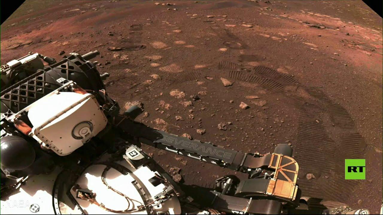 لأول مرة.. مسبار -بيرسفيرانس- يتجول على سطح المريخ  - 21:58-2021 / 3 / 7