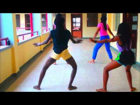 FADED - (Official Dance Video) Rotate - Wande coal