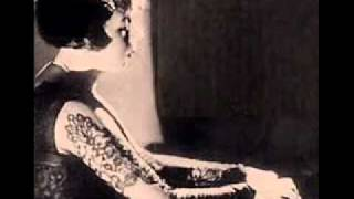 Marguerite Long plays Fauré Ballade for Piano and Orchestra Op. 19
