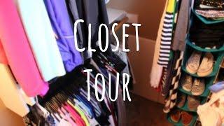 Closet Tour 2015 Thumbnail