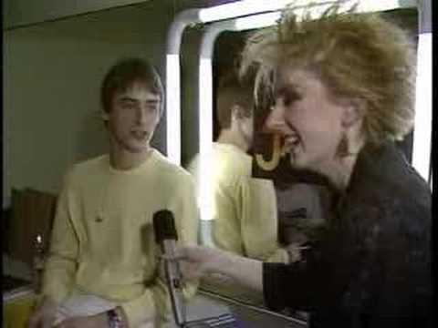 Paul Weller Interview The Tube 1982