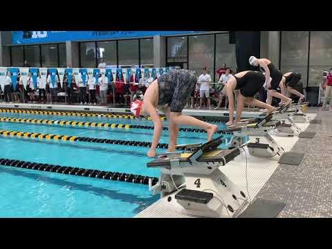 Nebraska Swim and Dive at Big Ten's 2020