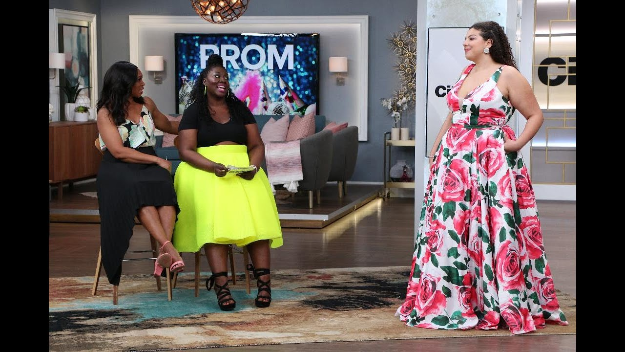 6 plus-size prom gowns for every teen to feel like a princess