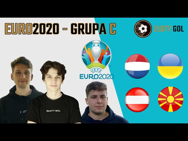 Pewniak z Beneluksu i walka o drugie miejsce - GRUPA C na EURO 2020