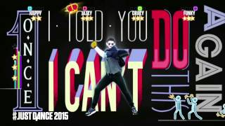 Just Dance 2015 New gameplay Compilation