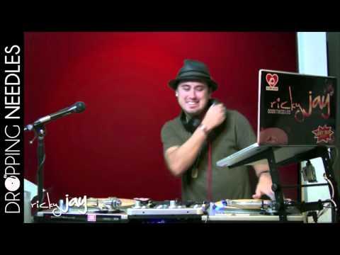 Dropping Needles Vol 7 - Ricky Jay LIVE Mix Segment