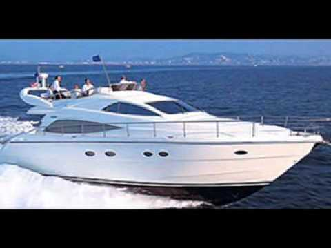 Charter Motor Yacht Aicon56 Fly in Greece.wmv