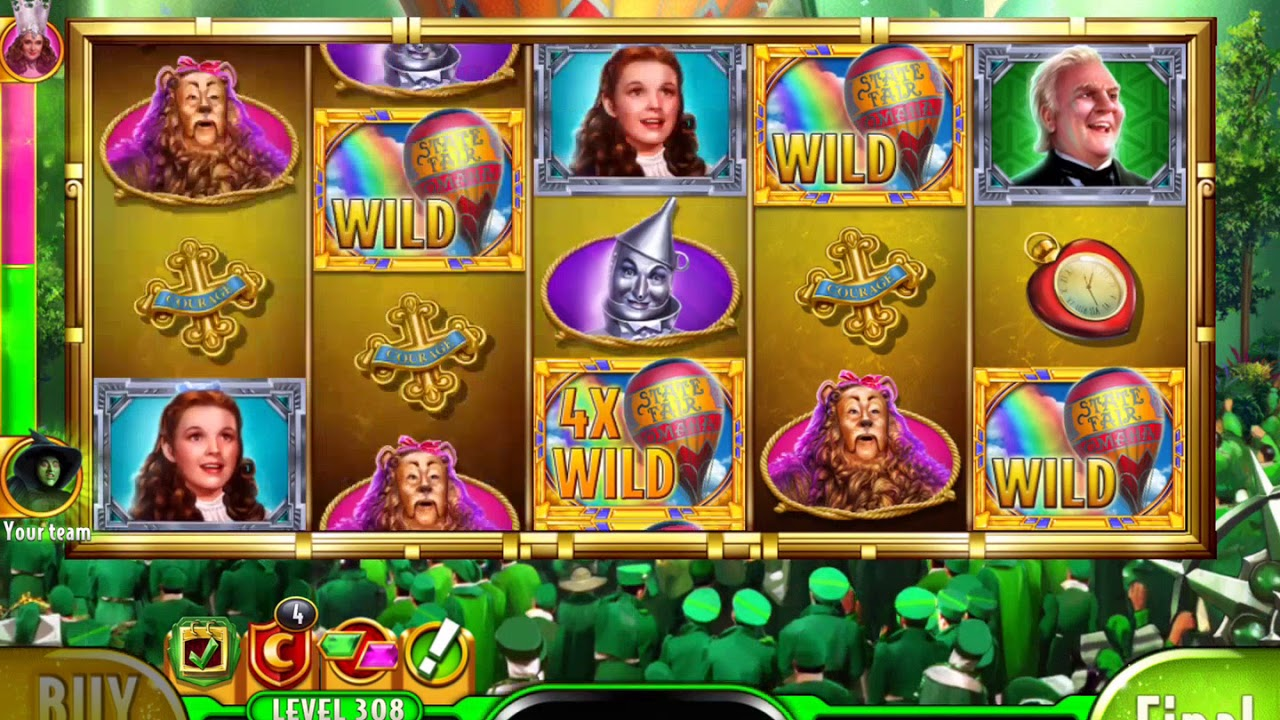 Super jackpot party casino game