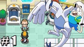 Video Johto Adventure Time - Pokemon: Soul Silver - Part 1 download MP3, 3GP, MP4, WEBM, AVI, FLV Juli 2018