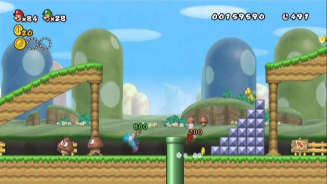 New super mario bros wii 2 the next levels download torrent