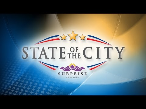 2016 City of Surprise State of the City Address video thumbnail