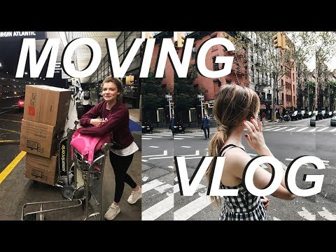 MOVE WITH ME! FROM SEATTLE TO NYC | VLOG