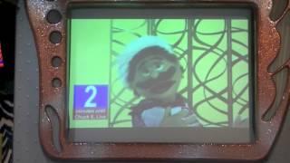 Chuck E Cheese Burbank Trololo parody countdown + Cupid Shuffle live show footage.