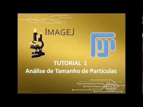 Análise Básica de Tamanho de Partículas - ImageJ/Fiji