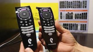 Налаштування на управління телевізором пульта Ростелеком SML-282HD, XY-1355, МТС URC177500-00R00